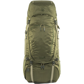 Jack Wolfskin Denali 75 Backpack Men woodland green